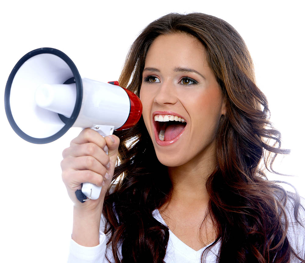 Как сделать свои голос громким